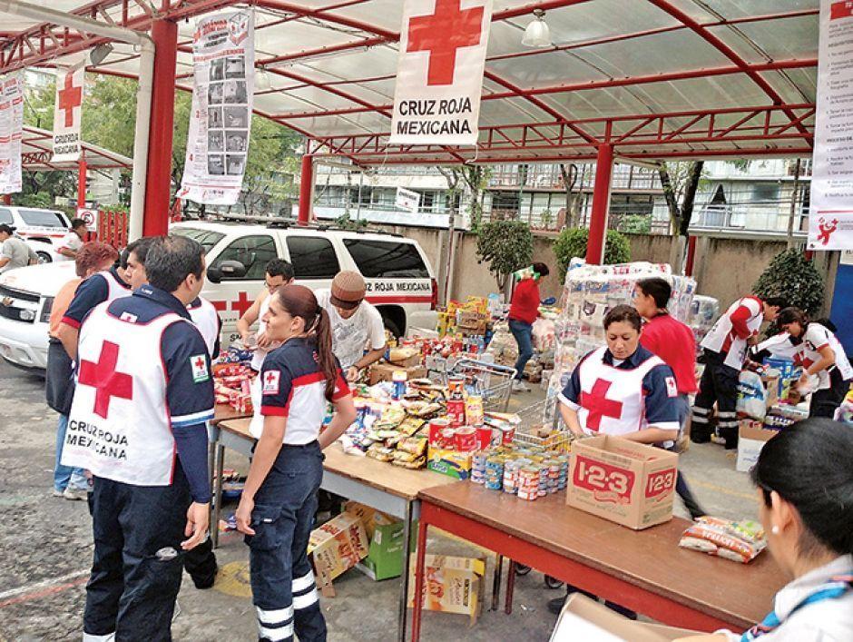 Gabinetes Para Baño En Puebla:de emergencia natural, las 25 delegaciones de la Cruz Roja en Puebla