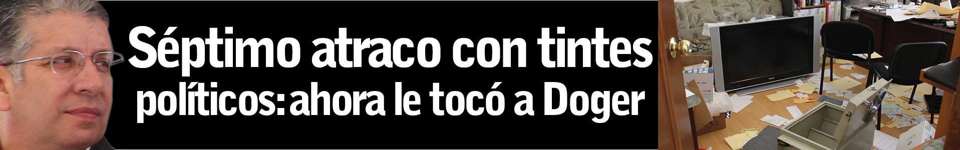 Atraco Doger
