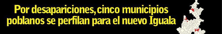 Desaparecidos Puebla