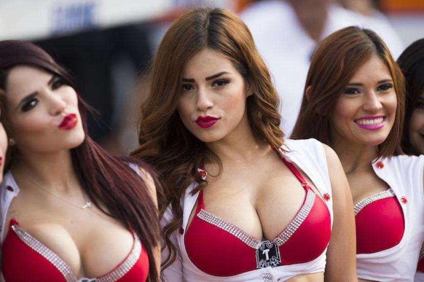 Las Chicas M S Sensuales De La Jornada Del Apertura Fotos
