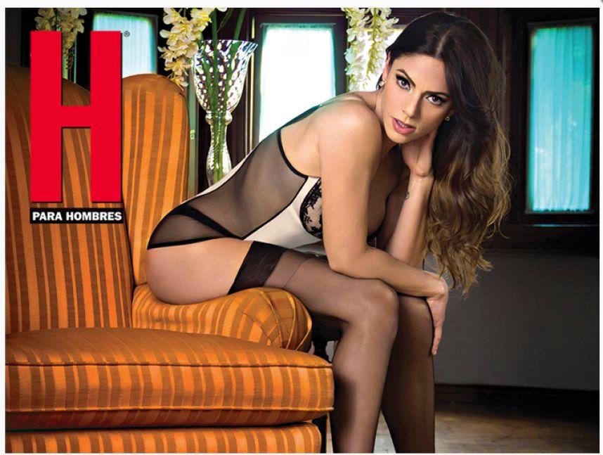 María José Suárez posa para H (FOTOS) - Diario CAMBIO 8d72a0a8a100