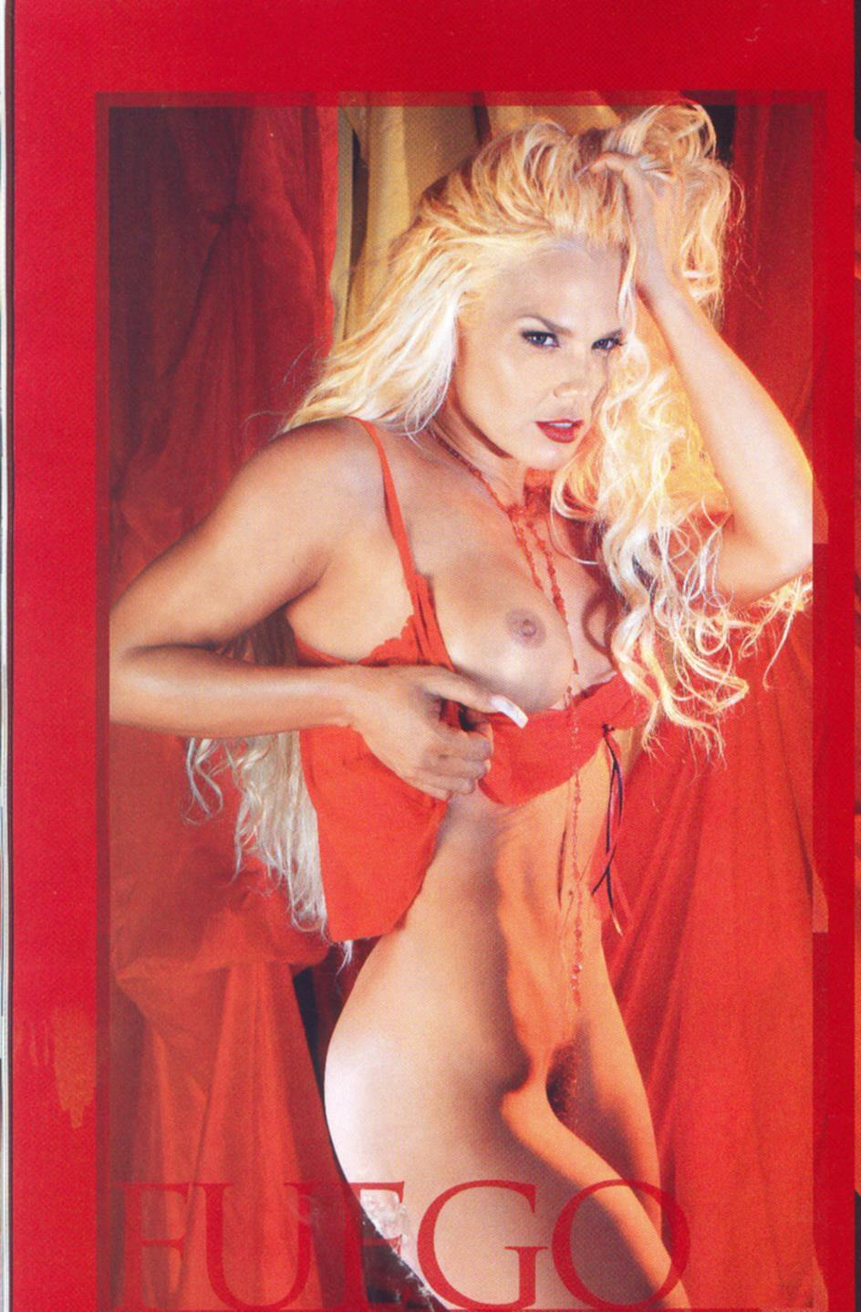 Niurka Repite Desnuda En Revista Playboy M Ico Marzo Fotos