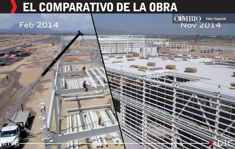 Presume Audi Avances De Su Nueva Planta En Puebla Diario
