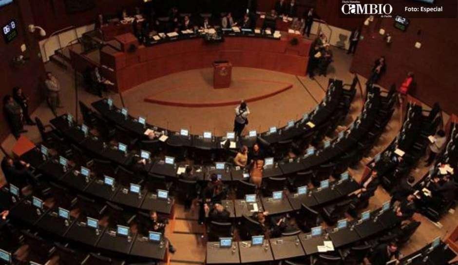 Los pendientes en la c mara de senadores diario cambio for La camara de senadores