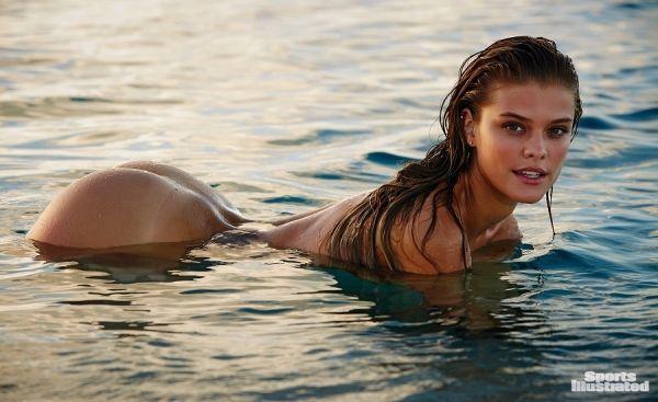Las Fotos Nina Agdal Desnuda Para Sports Illustrated Fotos Y Video