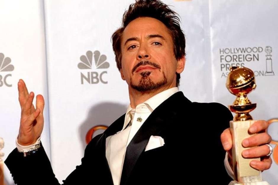Robert Downey Jr. y Salma Hayek presentarán premio en los ... Robert Downey Junior