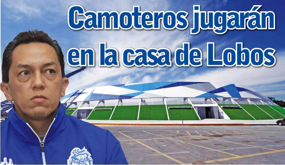 Puebla fc un equipo indigente se refugian en el for Puerta 5b estadio universitario