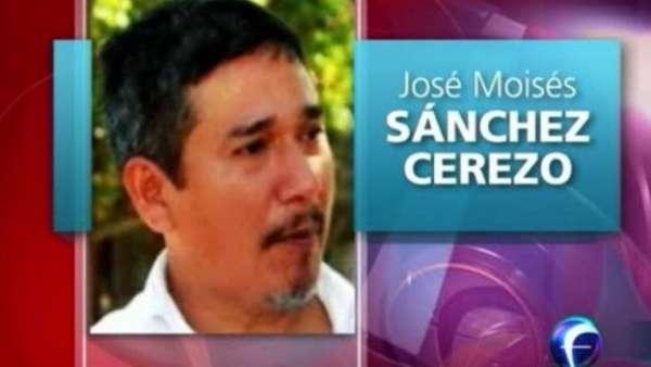 Detienen al asesino de Moisés Sánchez Cerezo, culpa al alcalde de Medellín