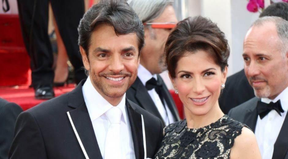 Eugenio Derbez y Alessandra Rosaldo Hija Nace Hija de Eugenio Derbez y