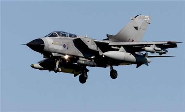 Aviones franceses atacan en Irak