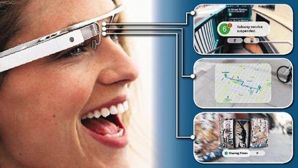 Las Google Glass tendrán diseños Ray-Ban y Oakley