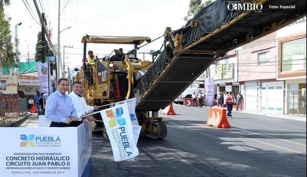Circuito Juan Pablo Ii : Inician modernización del circuito juan pablo ii diario