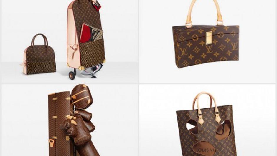 Louis Vuitton Crea Una Linea Especial De Viaje Fotos Diario Cambio