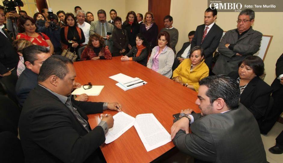 SITIBUAP y ASPABUAP se reúnen para definir la negociación