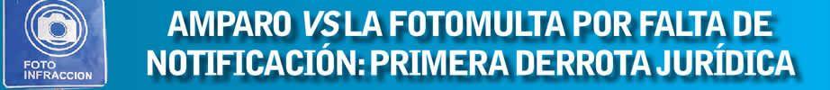 Amparo Fotomultas
