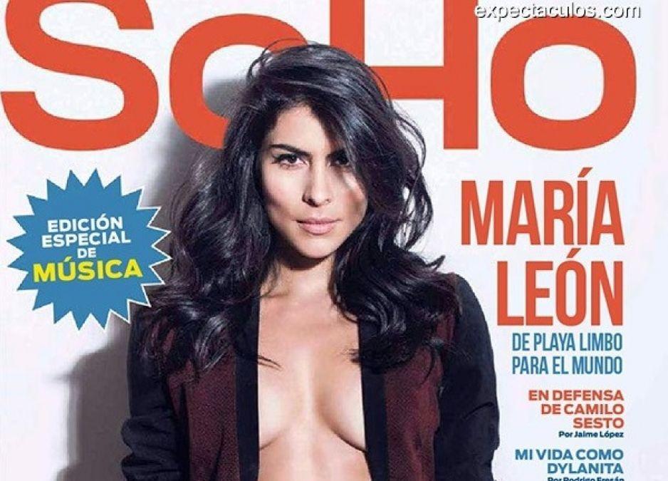 Todas Las Fotos De María Leon De Playa Limbo Para La Revista Soho