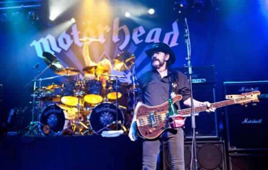 Funeral del líder de Motörhead podrá verse en vivo a través
