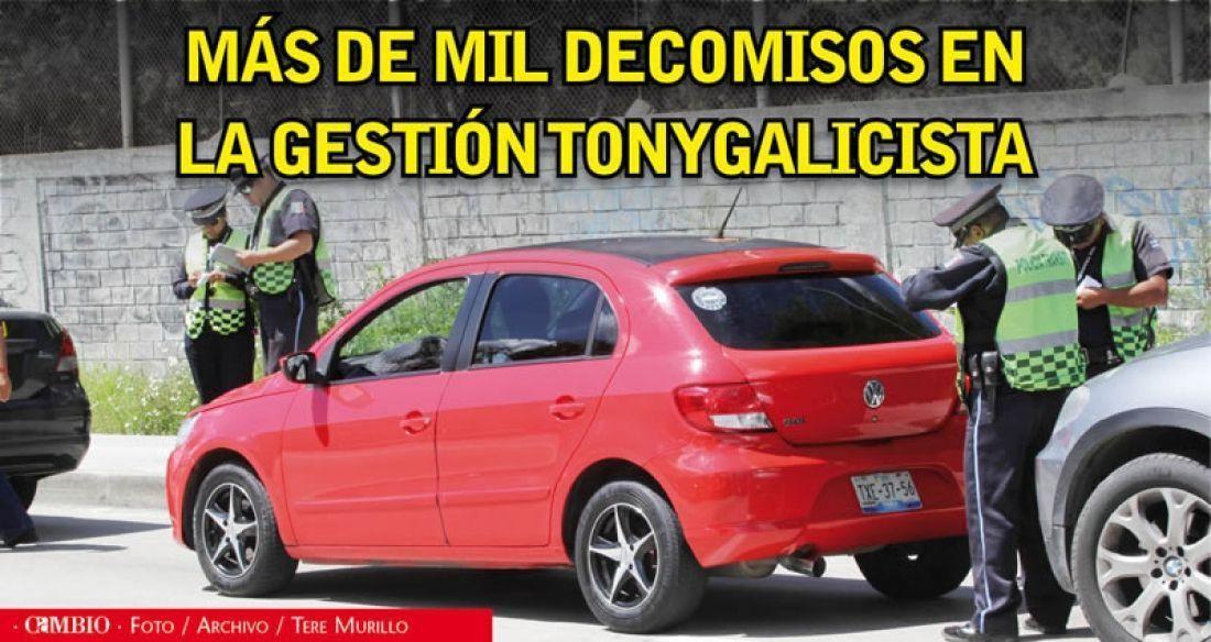Cacería vs vehículos polarizados en retenes es ilegal hasta agosto ... 134b388317