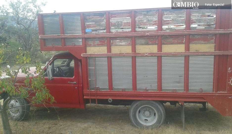 las camionetas mas robadas: