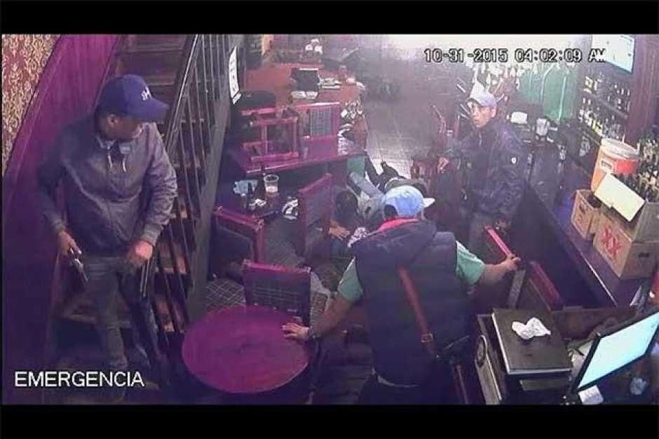 Circuito Juan Pablo Ii : Fotos: así asaltaron el bar mccarthys de circuito juan pablo ii