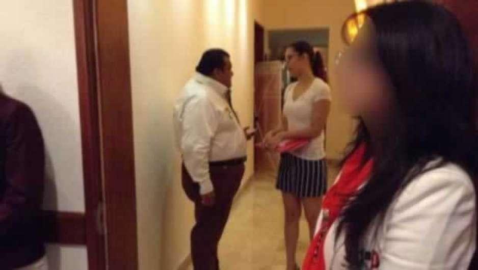 Trata de personas es real: reportera infiltrada que exhibió a Gutiérrez de la Torre