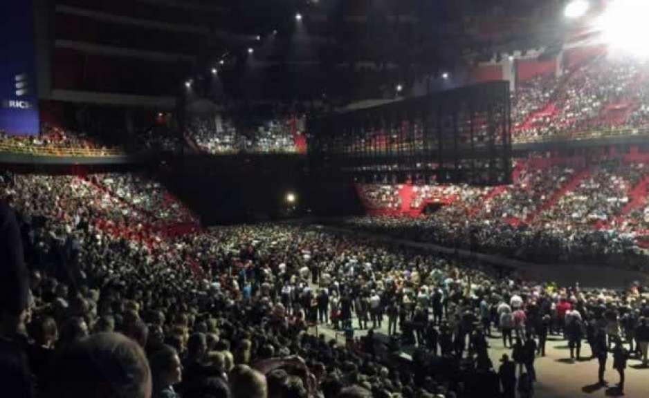 U2 cancela concierto en suecia por una amenaza de - Cancela seguridad ninos ...