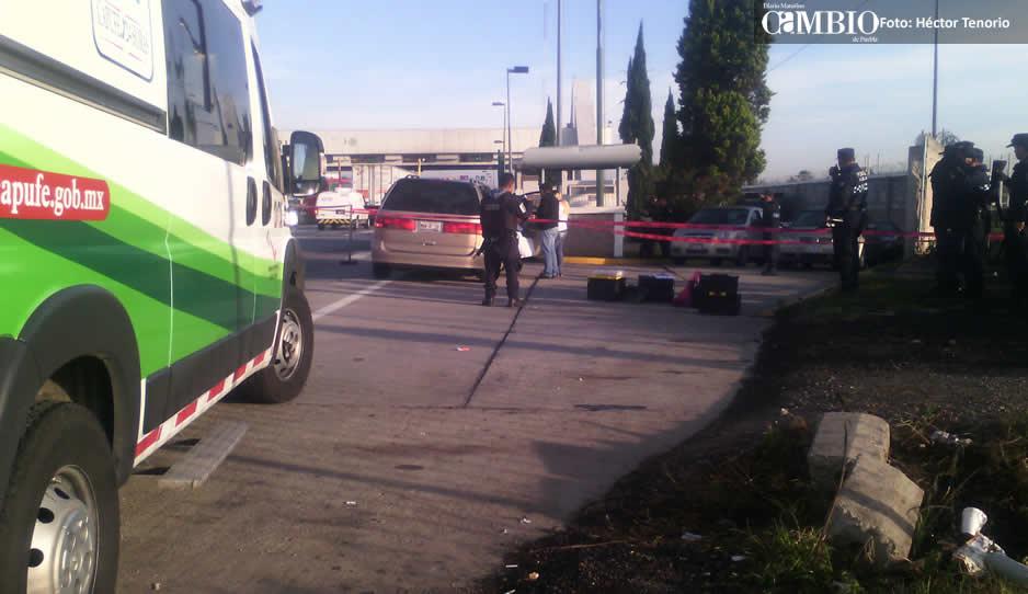 Autopista México-Puebla una de las más inseguras del país