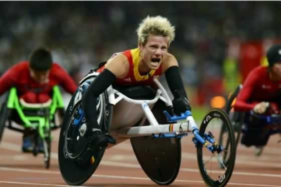 Marieke Vervoort: la eutanasia será su gran triunfo en los Juegos Olímpicos