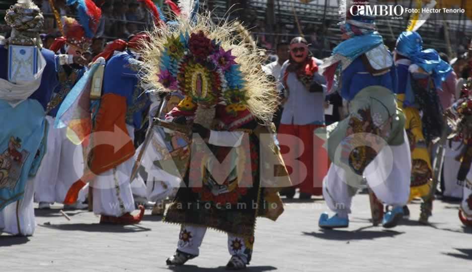 Municipios que representen el Carnaval de Huejotzingo deberán solicitar permiso