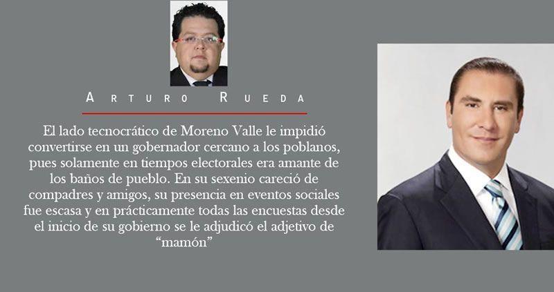 Anaya evita nombrar a Moreno Valle presidenciable en 2018