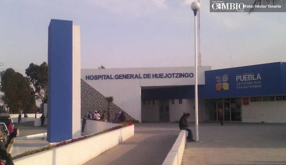 Mujer muere tras intento de asalto en Huejotzingo