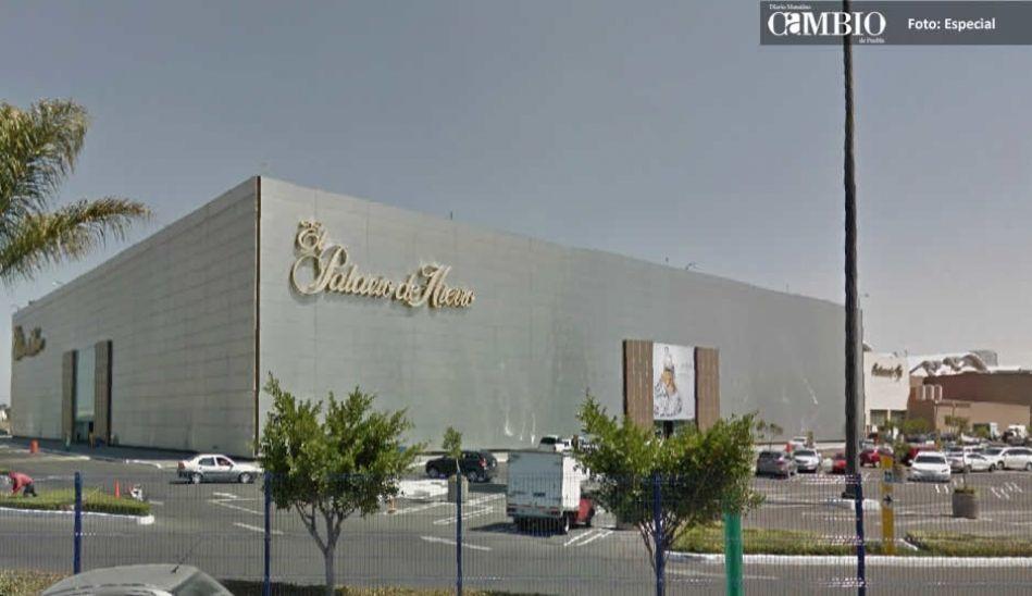 """b7f6c63d5 Ladronas escondían ropa del Palacio de Hierro en la """"panza de embarazada"""""""