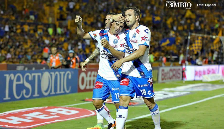 Puebla le da la vuelta a Veracruz, saca valioso triunfo