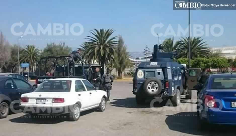 Hieren a Policía Federal en balacera con chupaductos en Tepanco
