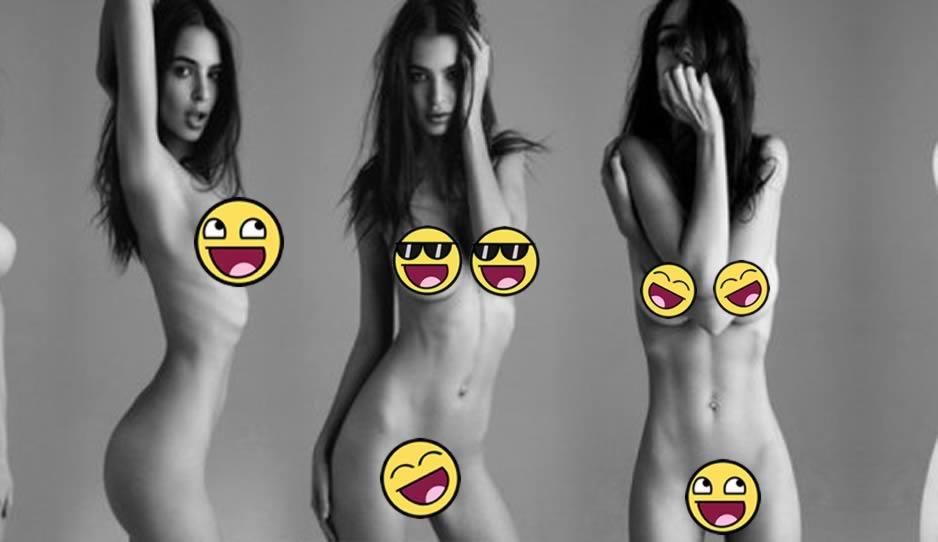 Emily Ratajkowski Demanda A Fotógrafo Por Difundir Sus Fotos Desnuda