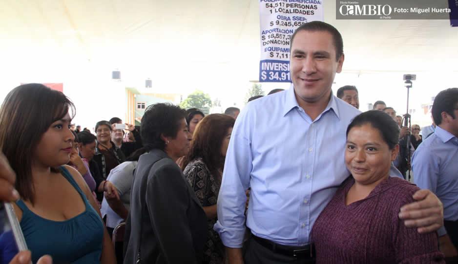 Propone Moreno Valle crear Sistema Anticorrupción en Puebla