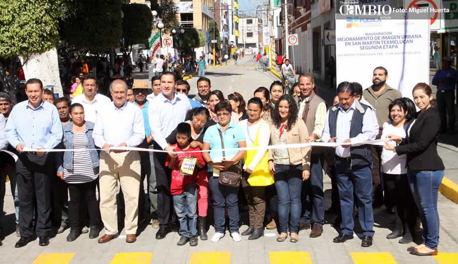 Progreso se logra con sinergia entre gobiernos y empresarios: Moreno Valle