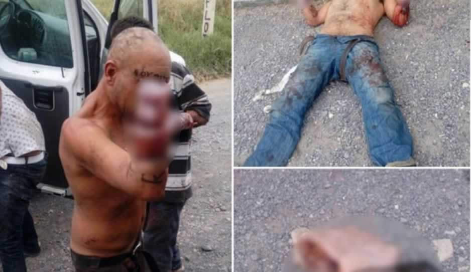 Grupo antirratas corta las manos a presuntos delincuentes en Guadalajara (FOTOS)