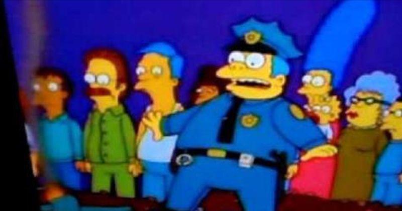 Relacionan capitulo de Los Simpson con accidente del Chapecoense