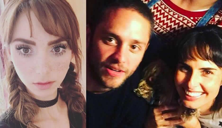 Ana Serradilla y Christopher Uckermann estrenan romance