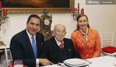 Fallece el General Rafael Moreno Valle