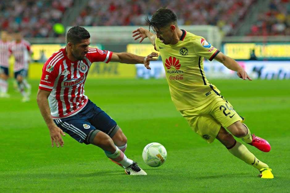Mira en vivo América vs Chivas: Liguilla de la Liga MX