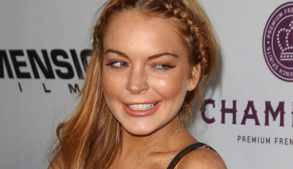 Lindsay Lohan para Playboy Modelos Desnudas, Fotos