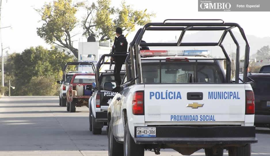 Aseguran camioneta y a presunto huachicolero en Tlalancaleca