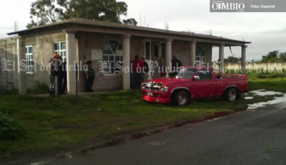 En Cañada Morelos, acribillan a 3 mujeres en su domicilio; van 61