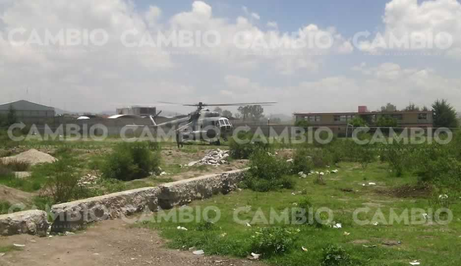 Dos miembros del Ejército mueren en accidente en Quecholac