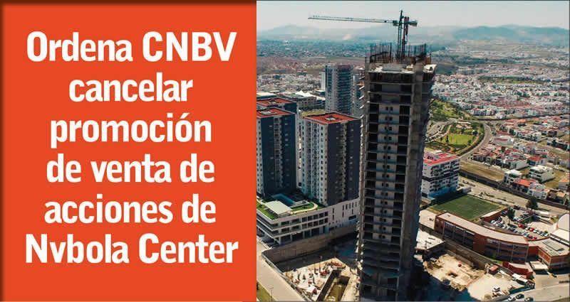 CNBV suspende actividades de Nubola