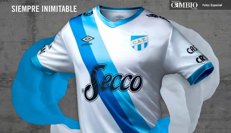Equipo argentino imita playera del Puebla 1bf5735849122