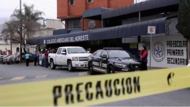 Dan de alta a menor lesionada en tiroteo de Monterrey