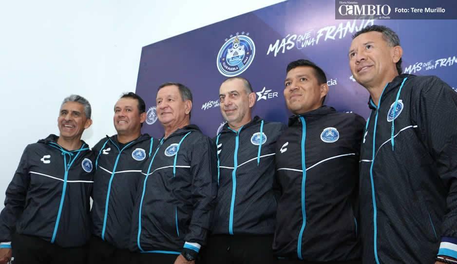 Amarga Sanvezzo debut de Meza con Puebla